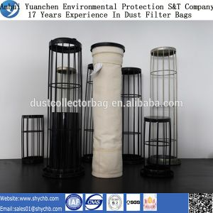 Organic Silicon Dust Filter Cage pictures & photos