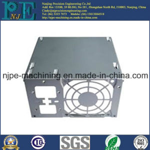 Sheet Metal Fabrication Custom Aluminum Machine Housing