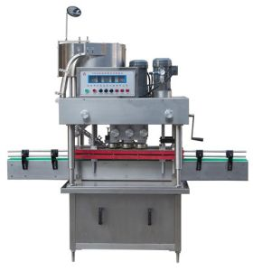 Glass Jar Automatic Capping Machine for Pet Bottle pictures & photos
