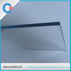 Solid Polycarbonate Sheet 1.5mm to 12mm Thick Greenhouse Roofing Sheet pictures & photos