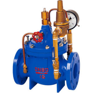 400X Rate of Flow Control Valve