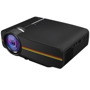 Yg400 Support 1080P 1000: 1 Contrast Ratio LED 3D Projector
