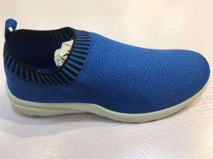 Weave Fabric Sport Casual Shoes Mold Sole Hot Sale