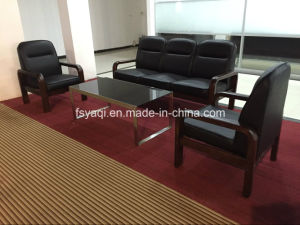 New Design Modern Sofa with PU Leather Sofa (YA-331) pictures & photos