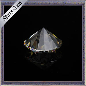 High Quality Vvs Clear Moissanite Stone pictures & photos