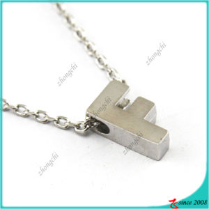 China silver letter f charm pendant necklace china letter f silver letter f charm pendant necklace aloadofball Images