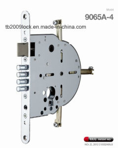 High Quality Door Lock Body (9065A-4) pictures & photos