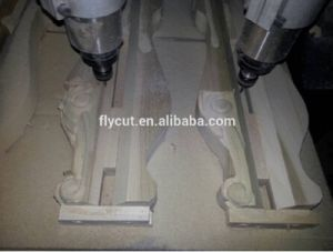 Multi Spindle CNC Router CNC Wood Router Engraver pictures & photos