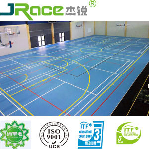 Multi-Purpose Court Flooring Materials pictures & photos