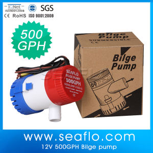 Bilge Pump 12V 500gpm Solar DC Submersible Water Pump pictures & photos