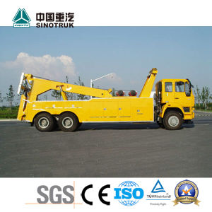 China Best Sinotruk Road Wrecker Truck of 6*4 pictures & photos