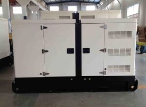 10kVA Diesel Silent Generator Set pictures & photos