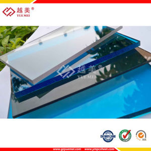 Yuemei Clear Solid PC Sheet Factory pictures & photos
