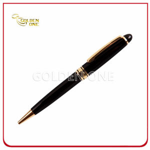 High End Promotional Gift Gold Plated Metal Ballpoint Pen pictures & photos