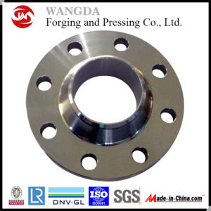 Carbon Steel Forged Long Welding Neck Flange pictures & photos