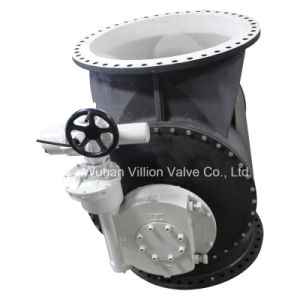 Full Port Eccentric Plug Valve