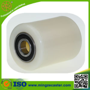 Double Ball Bearing Nylon Roller for Hand Truck pictures & photos