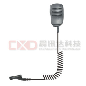 Light Weight Speaker Microphone, Shoulder Microphone for Motorola Cp200/ Cp040