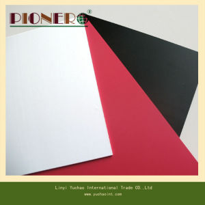 18mm 0.65g/cm3 Celuka Foam & Free Foam PVC Board pictures & photos