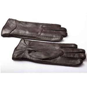 Men′s Fashion Leather Motorcycle Driving Sports Gloves (YKY5186) pictures & photos