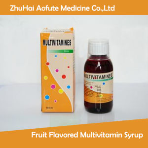 Multivitamin Syrup pictures & photos