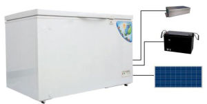 Solar Panel Charging Solar Freezer in Freezers pictures & photos