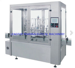 Automatic Liquid Bottling and Labeling Machine pictures & photos