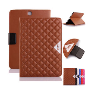 Tablet Genuine Leather Cover Cases with Sleep/Awake Function