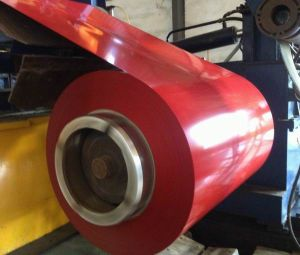 China Produced High Quality Prepainted Galvanized Steel Coil pictures & photos