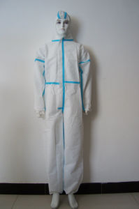 Coverall with High Quality (HYKY-04511) pictures & photos