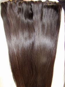 Ce Certificated Silk Base Natural European Hair Hair Replacement