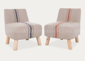 Solid Wooden Chairs Living Room Chairs Colorful Chairs Fabric Chairs Coffee Chairs Fabric Sofa (M-X2532) pictures & photos