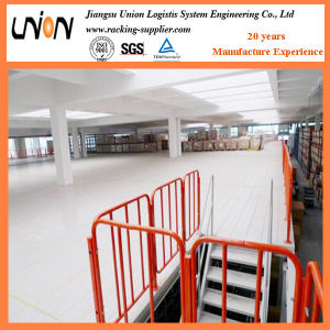 Steel Construction Platform with Square Column Support pictures & photos