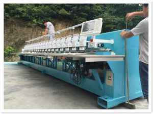 Computerized Embroidery Machine with High Quality for Garment/Curtain