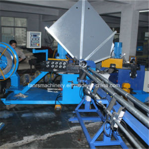 1500mm Diameter Galvanized Steel Spiral Tube Forming Machine Mitsubishi PLC pictures & photos