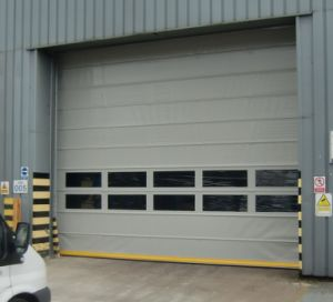 High Performance Stacking Rapid Door /Gate pictures & photos