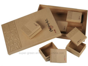 Promotion Customized Rigid Packing Paper Cardboard Box for Packaging