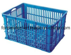 Plastic Crate Injection Mould Manufacture Design Turnover Box Mold pictures & photos