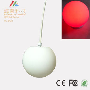 AC110-240V LED Dreamy Color Pendant Ball Light pictures & photos
