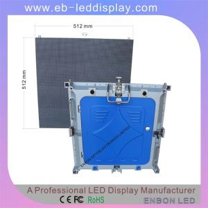 China Factory P4 LED Display Panel (Panel size: 480*480mm) pictures & photos