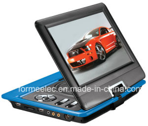 "10.1"" Portable DVD Player with TV ISDB-T pictures & photos"