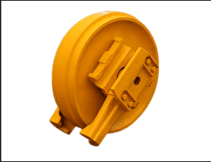 Idler for Excavator (undercarriage parts)