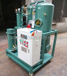 Cost Effective Portable Vacuum Transformer Oil Purification Machine pictures & photos
