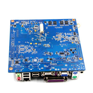 Embeded Atom D2550 Motherboard with Mini-Pcie/2 LAN pictures & photos