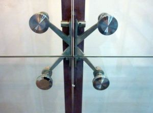 Stainless Steel Glass Spider Co-4001 pictures & photos