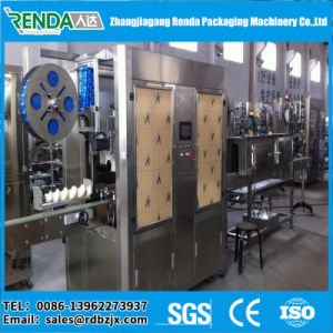 High Quality Automatic Pet Bottle Shrink Sleeving Labeling Machine pictures & photos