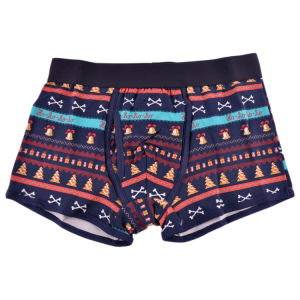 Kids Cotton Spandex Boxer Shorts