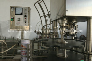 Hot Export Carbonated Beverage Can Filling Machinery pictures & photos