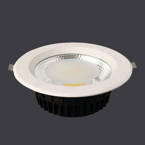 20W/30W Dimmable Recessed LED COB Downlight pictures & photos