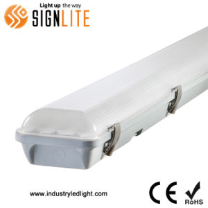 0.6m IP65 Wabterproof Dustproof Linear Tri-Proof LED Emergency Light for Parking Lot Lighting pictures & photos
